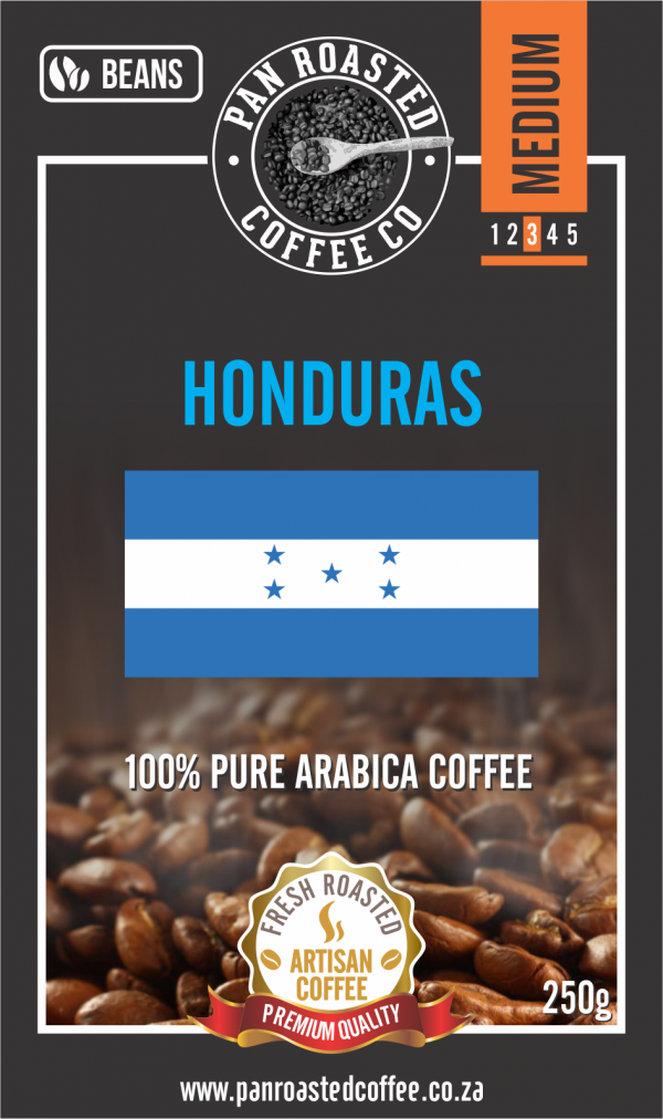 Single Origin Honduras front cover